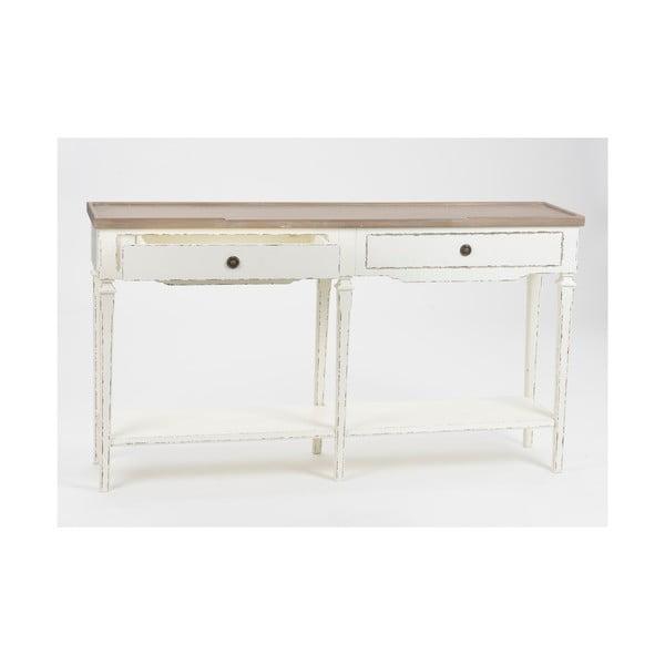 Dvojitý konzolový stolek Gustave, 145 cm