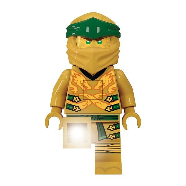 Ninjago Legacy Gold Ninja világító zseblámpa - LEGO®