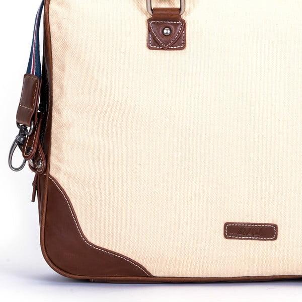 Taška na notebook Avi-8, světlá