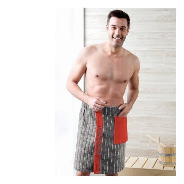 Pánský sarong Orange, 50x136 cm