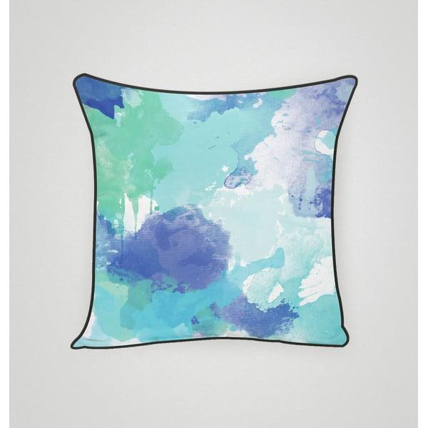 Povlak na polštář Blue Ocean, 45x45 cm