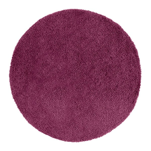Covor rotund Universal Aqua, ø 100 cm, violet