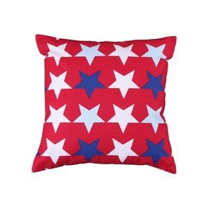 Povlak na polštář Estrella 40x40 cm, červený