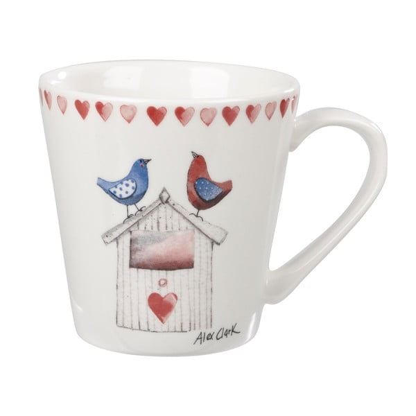 Hrnek Lovebirds, 285 ml