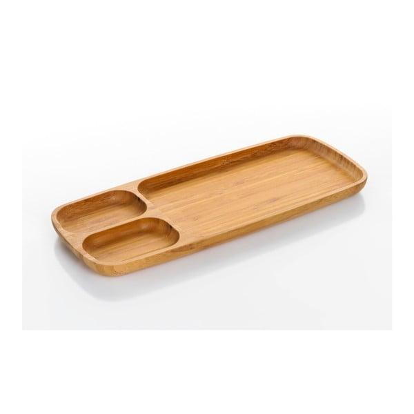 Taca bambusowa do serwowania Bambum Flia