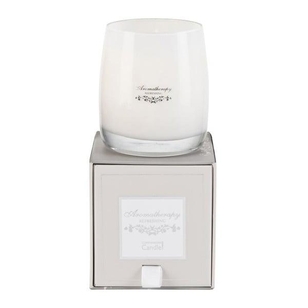Aroma svíčka Copenhagen Candles Aromatherapy Refreshing Glass, doba hoření 40 hodin