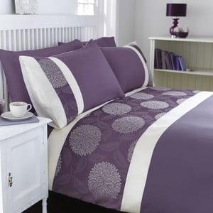 Povlečení Mei Purple, 230x220 cm
