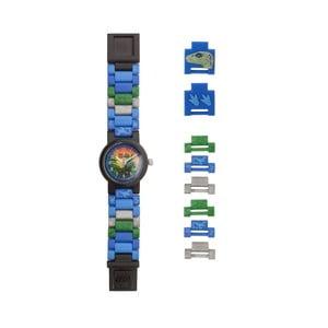 Dětské hodinky s figurkou LEGO® Jurský svět