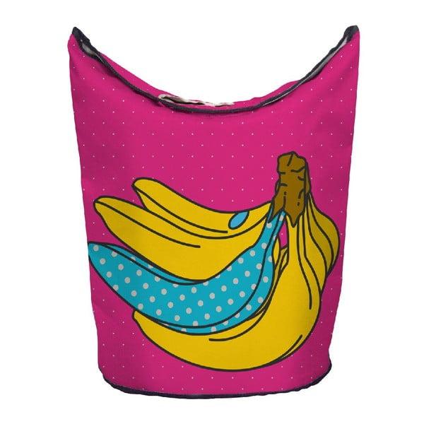 Koš na prádlo Dotted Banana