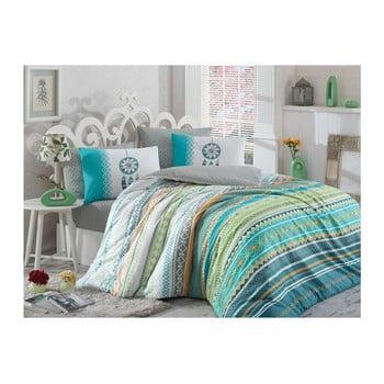 Lenjerie de pat cu cearșaf Varen, 160 x 220 cm de la Hobby