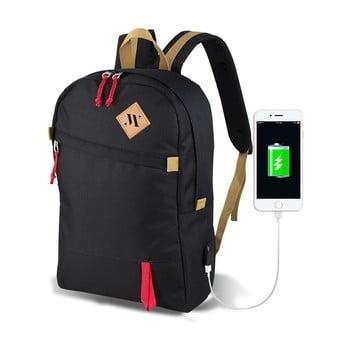 Rucsac cu port USB My Valice FREEDOM Smart Bag, negru de la Myvalice