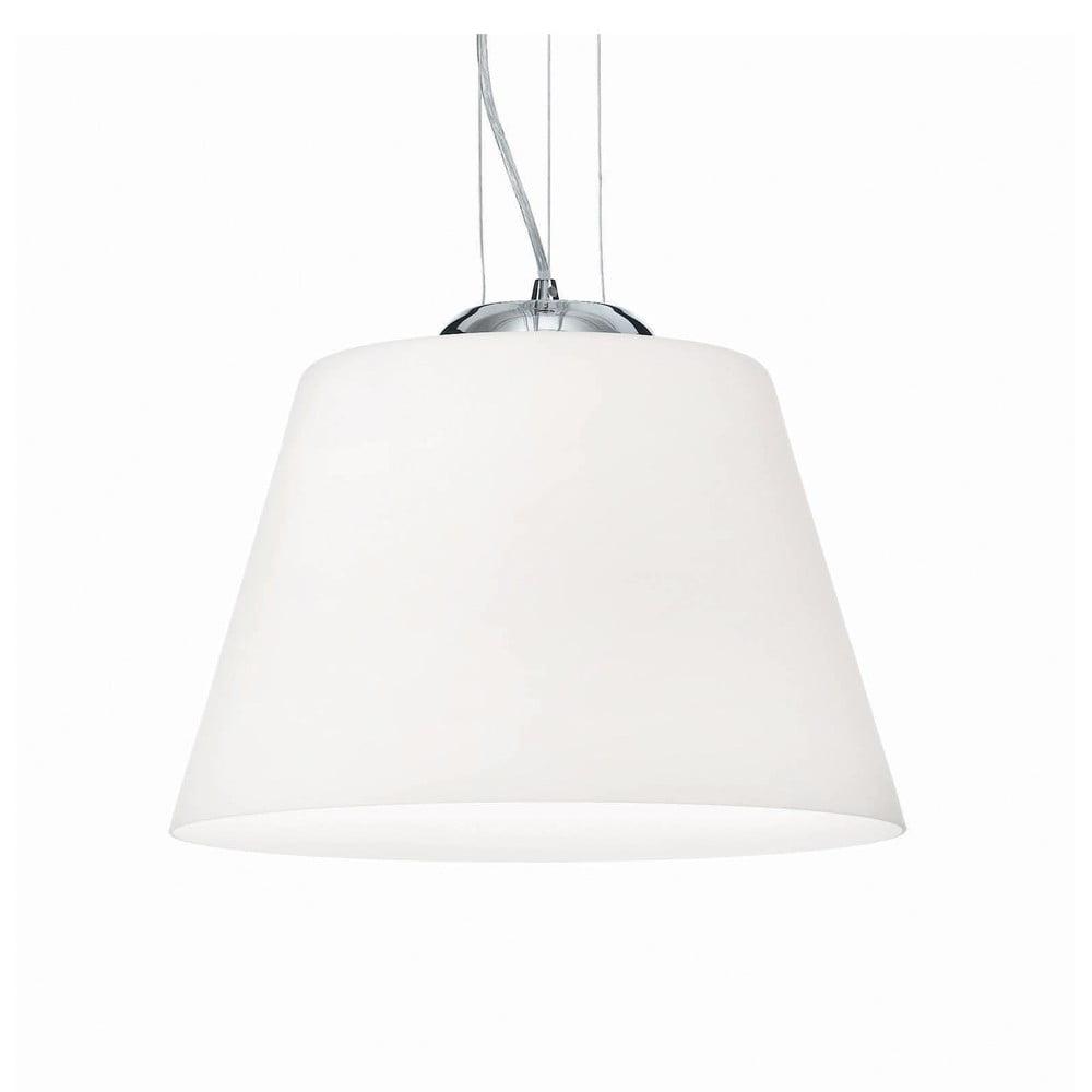 Bílé stropní svítidlo Evergreen Lights Crido