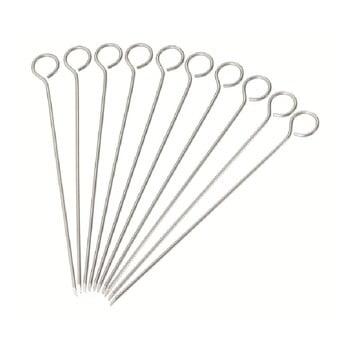 Set 10 tije pentru grătar Westmark Pin