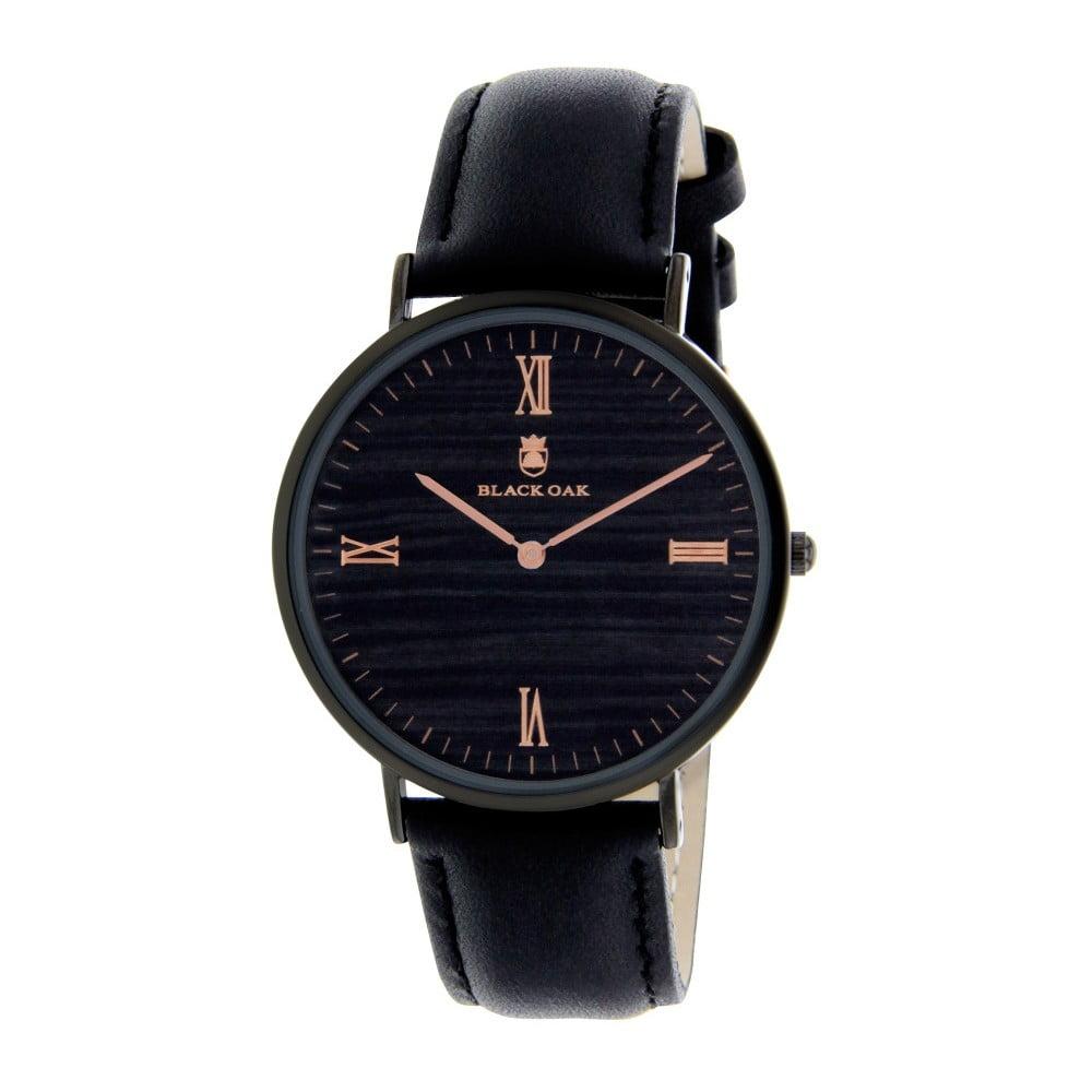 53af1df2306 Černé dámské hodinky Black Oak Hula