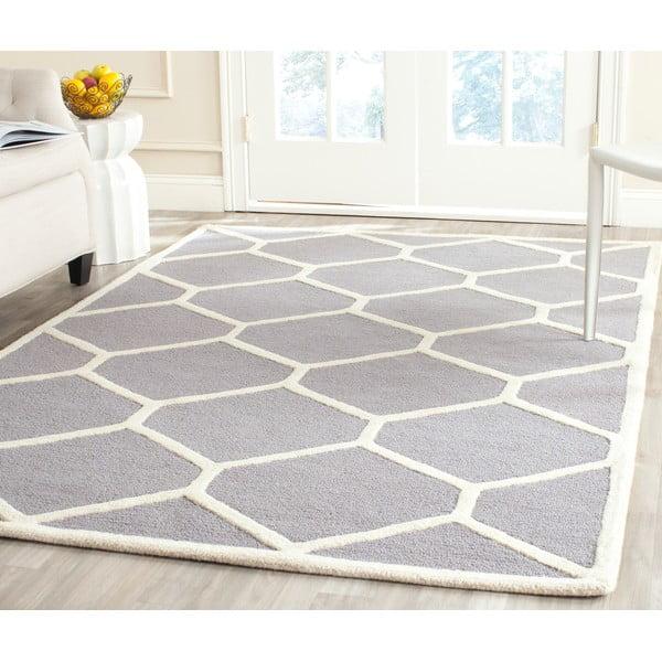 Vlněný koberec Lulu, 121x182 cm
