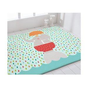Dětský koberec Pooch Umbrella, 90x110cm