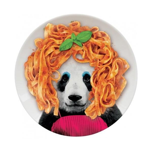 Talíř Wild Dining Panda