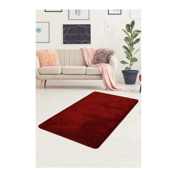 Červený koberec Milano, 140x80cm