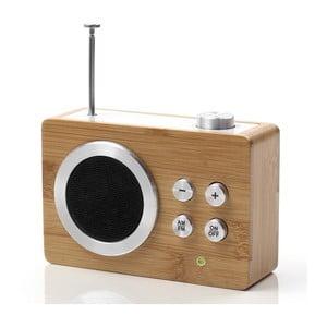 Rádio Mini Dolmen, bambusové