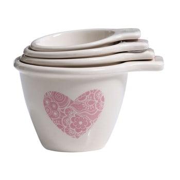 Set 4 cupe pentru măsurat Premier Housewares Lola