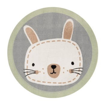 Covor pentru copii Zala Living Bunny , ⌀ 100 cm imagine