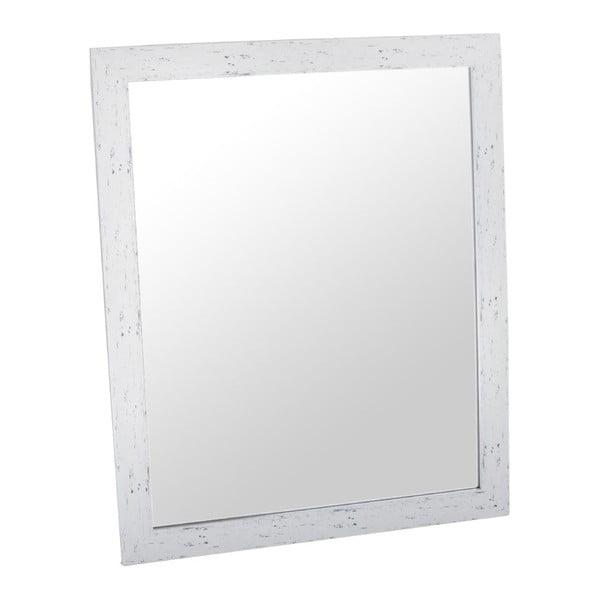 Zrcadlo Romantic 46x56 cm, bílý rám