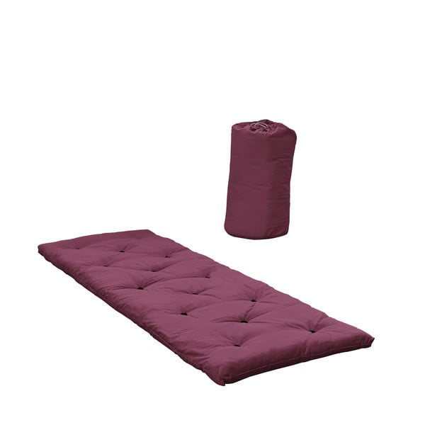 Futon/pat pentru oaspeți Karup Design Bed In a Bag Bordeaux