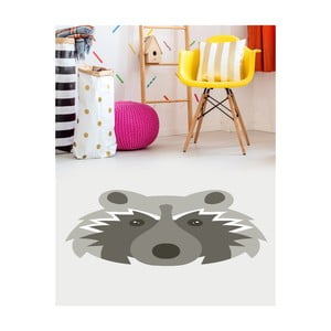 Dětský vinylový koberec Floorart Racoon, 135 x 150 cm