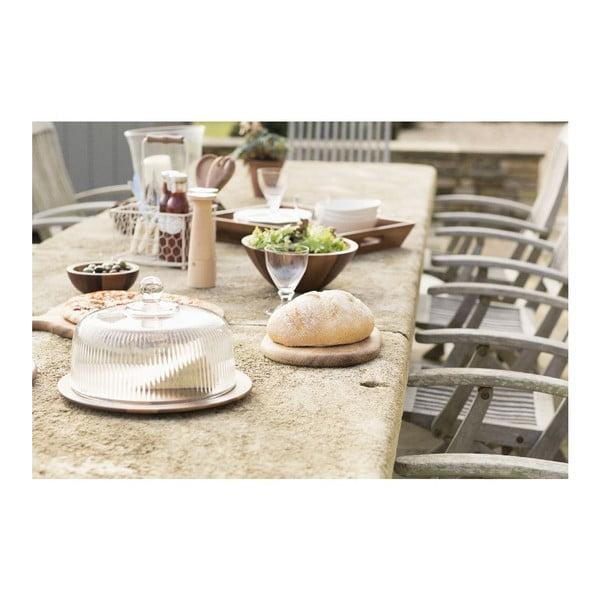 Dřevěné lžíce na salát T&G Woodware Tuscany