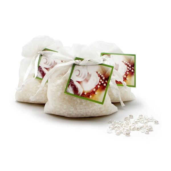 Woreczek z organzy o zapachu białych kwiatów Ego Dekor Flor Blanca