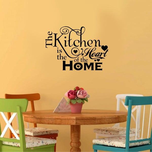 Vinylová samolepka na stěnu Kuchyně domova