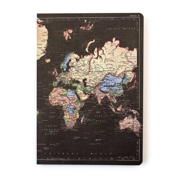 Agendă Gift Republic Notebook, A5
