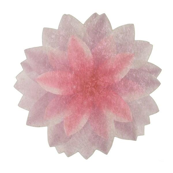 Covor Vitaus Flowerina, ⌀ 80 cm