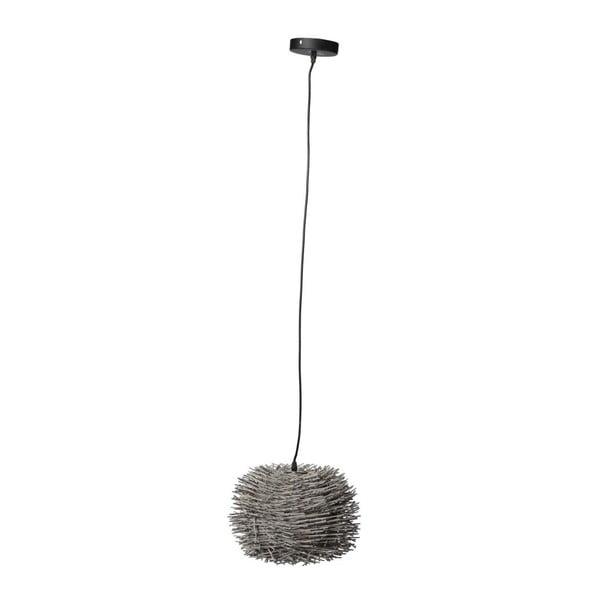 Stropní svítidlo Mikad Grey, 31x23 cm