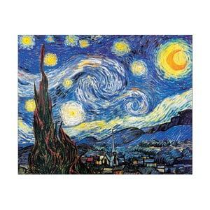 Obraz Van Gogh - Notte Stellata, 120x96 cm