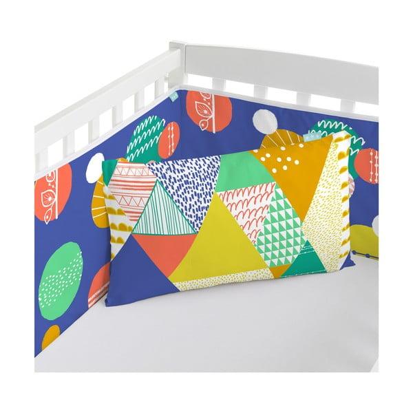Výstelka do postele Geo Jungle, 70x70x70 cm