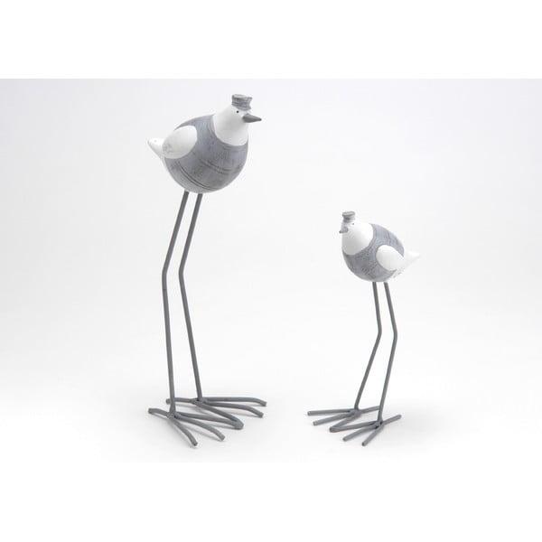 Sada 2 dekorativních figurek Sea Birds