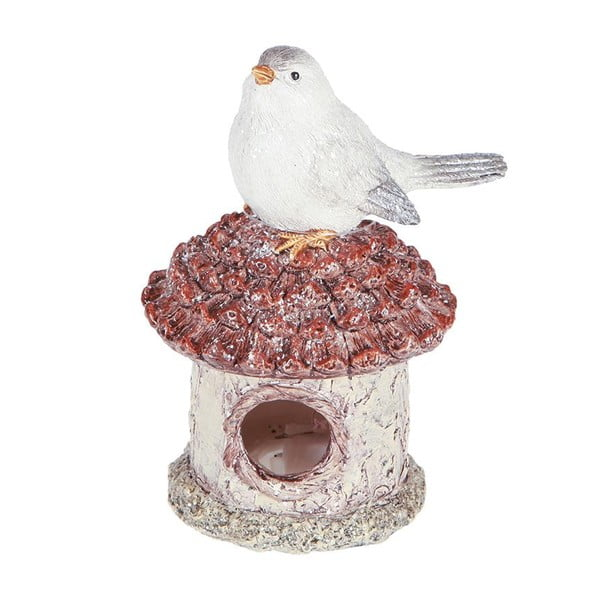 Stojan na  čajovou svíčku Bird