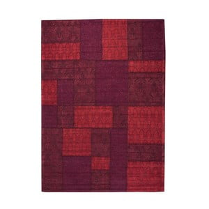 Koberec Patchwork 9 Red, 170x240 cm