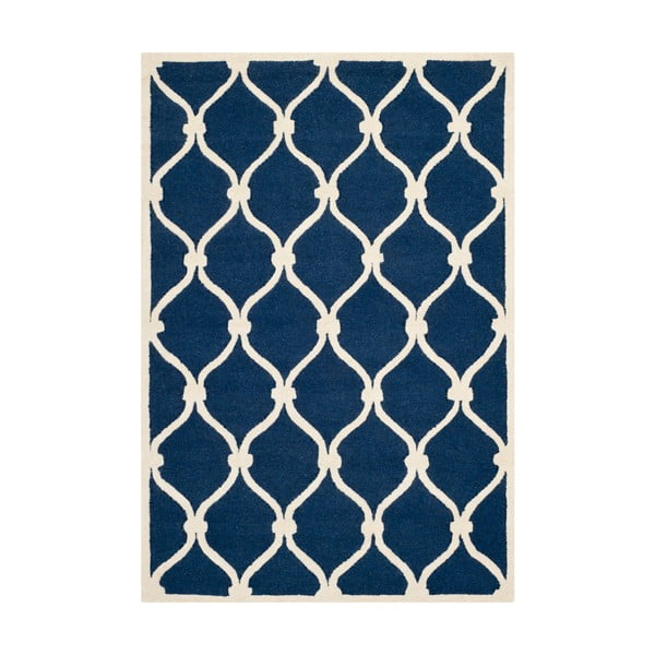 Vlněný koberec Hugo, 121x182 cm