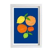 Plakát Citrus Love