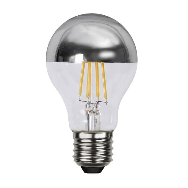 LED žárovka Silver Head, 2700K/350 Lm
