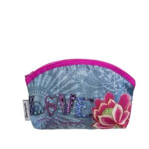 Kosmetická taška DESIGUAL Denim Folk