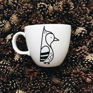 Hrnek FOR.REST Design Woodpecker, 1l