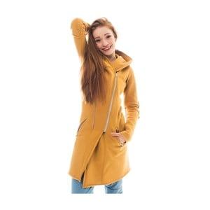 Žlutý kardigan Lull Loungewear Release, vel.XL