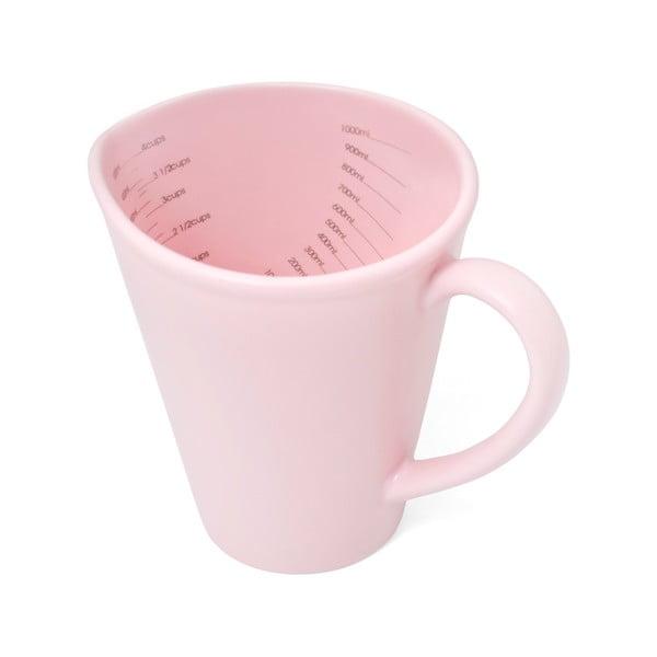 Odměrka od Nigely Lawson Pink, 1 litr