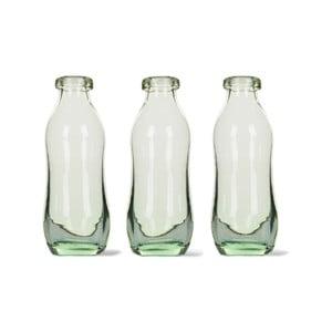 Sada 3 ks skleněných lahviček Garden Trading Bottles, ø 5 cm