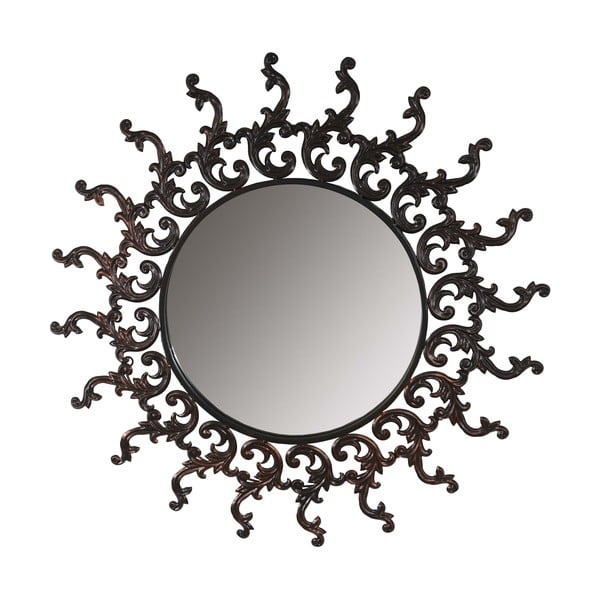 Nástěnné zrcadlo Baroque Sun, 73 cm