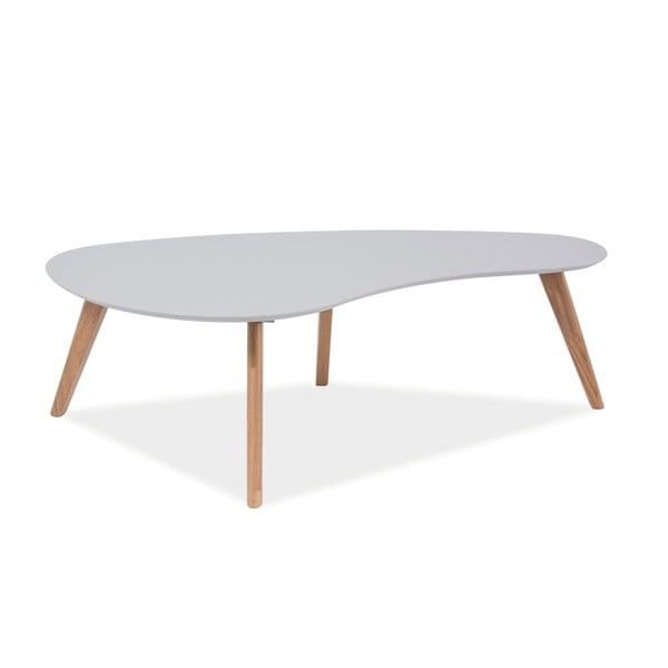 Konferenční stolek Aurea, šedý
