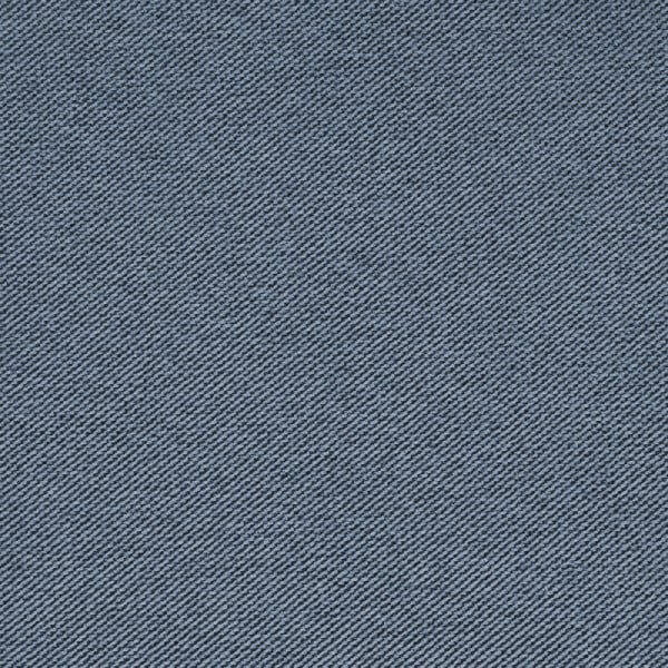 Světle modrá dvoumístná pohovka Vivonita Sondero, přírodní nohy
